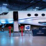 {:sk}Gulfstream odovzdaný prvý G600