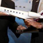 {:sk}Podnikateľský subjekt, Katar Výkonný nariadil 30 business jets Gulfstream