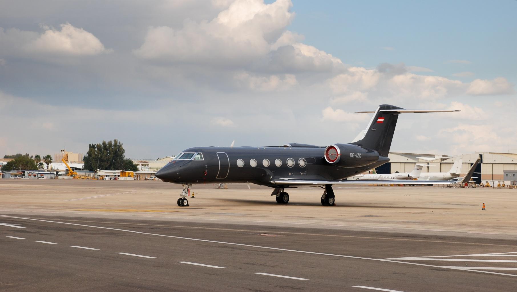 Private Gulfstream Aerospace