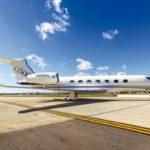{:de}Gulfstream G500: die neue technologische Bügel in der Business Aviation