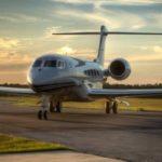 {:da}Gulfstream Rumfart har reduceret udbuddet, men øget ordrer