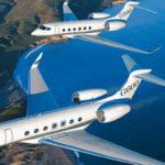 {:de}Fortsetzung der Familie: Gulfstream stellt die G500 und G600